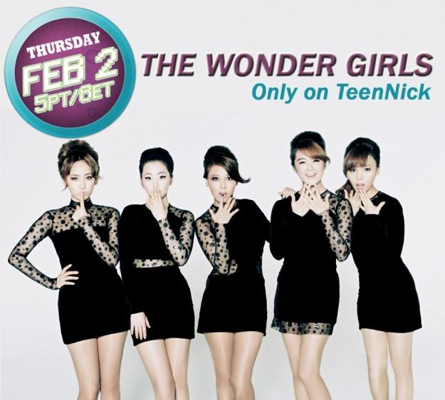 "Wonder Girls Speak on the Set of ""The Wonder Girls"" Movie"