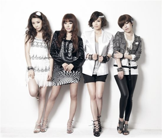 Brown-Eyed Girls to Hold Two-Day Concert in Seoul