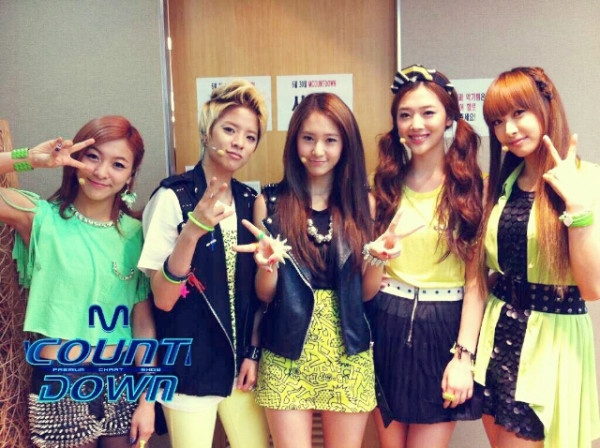 Mnet M! Countdown! 06.30.2011