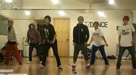 """BEAST's Dance Practice Video Of """"Beautiful"""""""