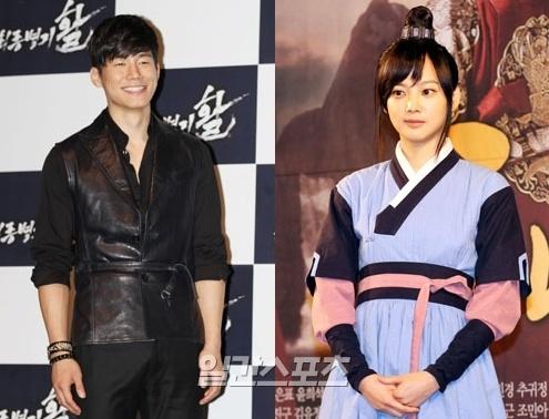 Yoon seung ah is dating kim moo yeol