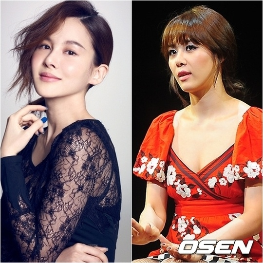 """Ivy Compliments Ock Ju Hyun's Performance in the Musical """"Elisabeth"""""""