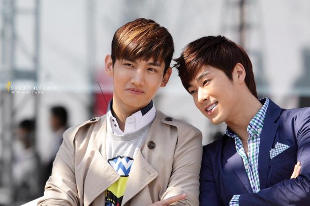 Celeb Style File: U-Know Yunho and Max Changmin