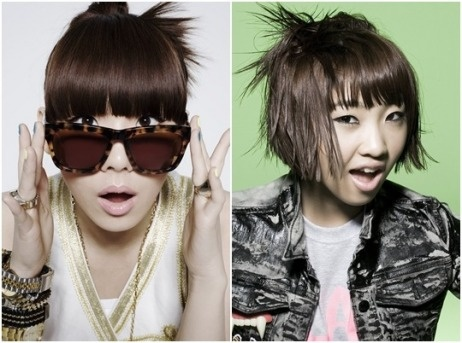 CL And Minji Dominating Music Charts With 'Please Don't Go'