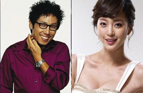"Yoon Jong Shin ""My First Kiss Scene Was With Han Ye Seul"""