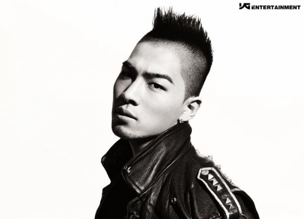 Taeyang's Official Solar Photos Released