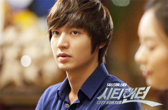 """Lee Min Ho Is Safe, He Returned for Filming """"City Hunter"""""""