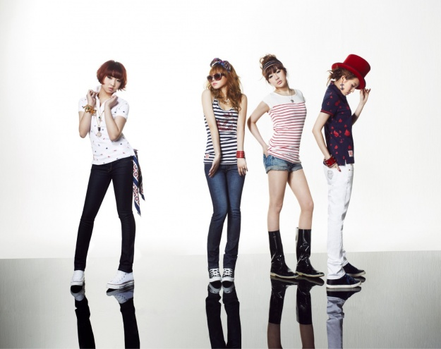 2NE1 to Hold Concerts in Thailand and Vietnam