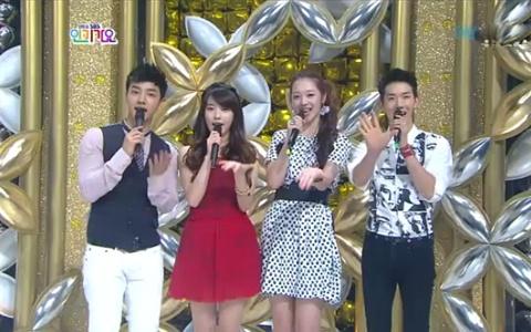 SBS Inkigayo 06.05.11