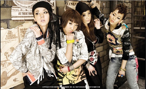"""2NE1 """"Lonely"""" YouTube's Most Watched Video in Korea in First Half of 2011"""