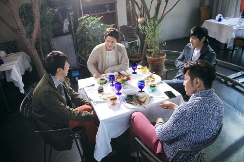 """Jang Dong Gun's SBS Drama """"Gentleman's Dignity"""" Holds First Filming Session"""