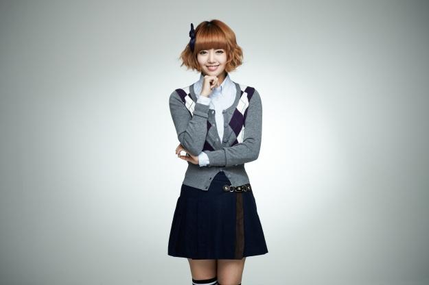 Rainbow's Yoon Hye Reveals Her 10-Year Crush