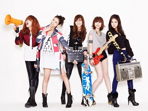 Rookie Girl Group SPICA Receives Love Calls for Endorsement Offers