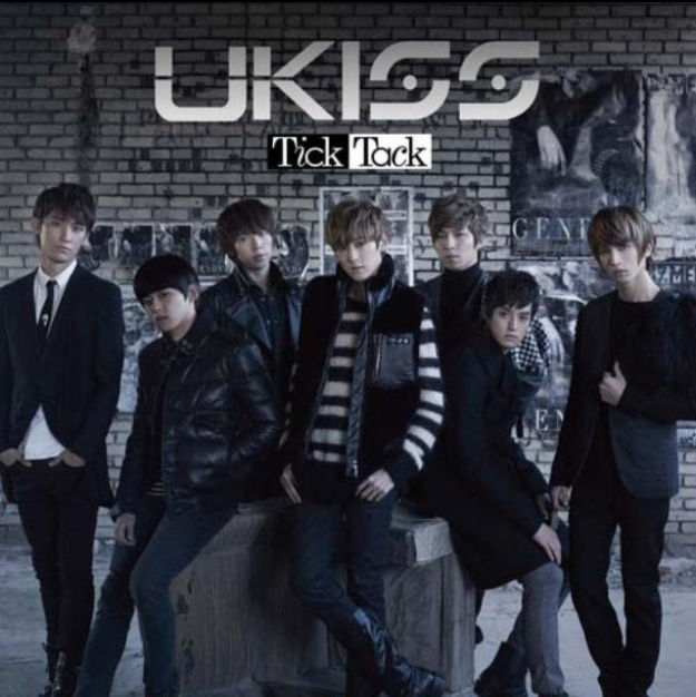 "Preview of U-Kiss' Japanese Single ""Tick Tack"" Revealed"