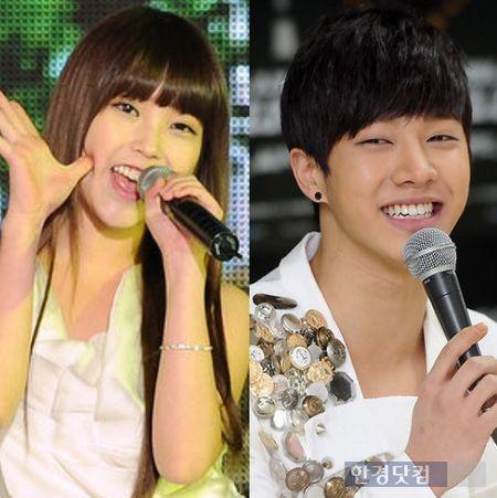 """IU and Lee Gi Kwang New MCs for SBS """"Ingigayo"""""""