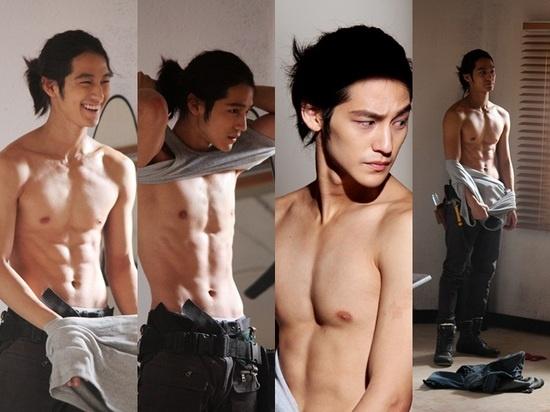 Kim Bum's Flawless Abs