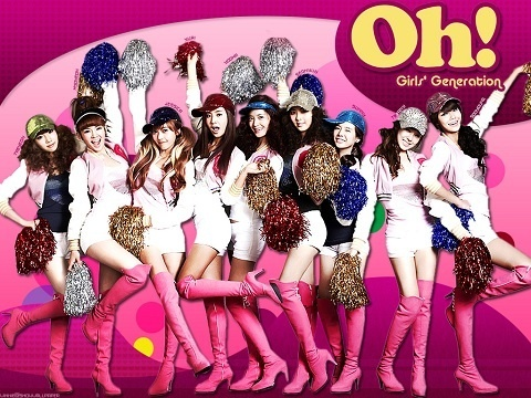 Girls' Generation Lucky Charms?