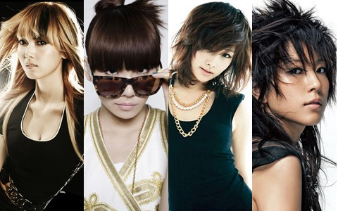 BoA, SNSD, KARA, 2NE1 to Attend Year-End Music Shows in Japan