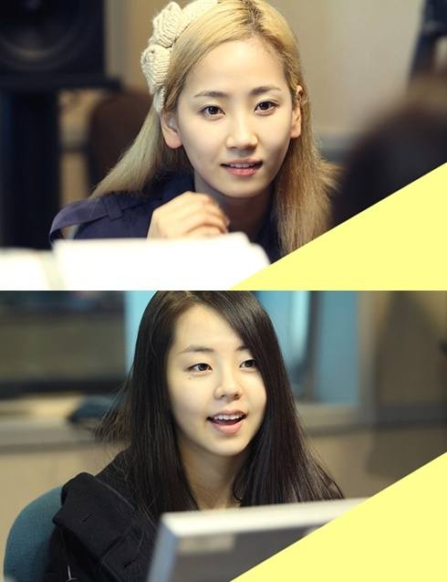 Sohee and Ye Eun Without Eye Makeup Garners Attention