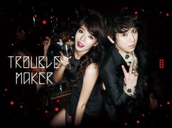 "Single Review: Trouble Maker – ""Trouble Maker"""