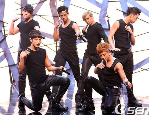 Mnet M!Countdown 05.06.10 Performances