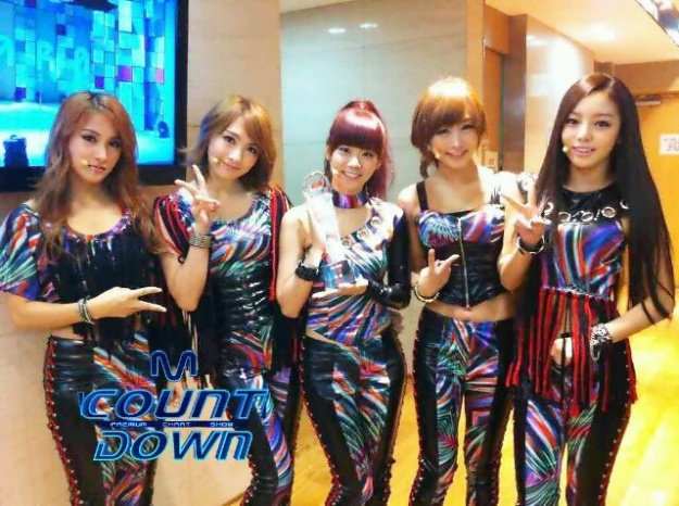 Mnet M Countdown 09.22.2011