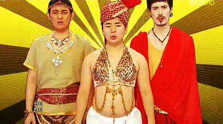 MBC Music Core 07.03.10 Performances