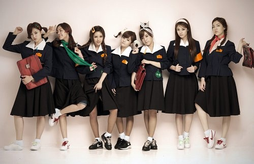"""T-ara is the First Idol Group to Endorse """"Himart"""""""