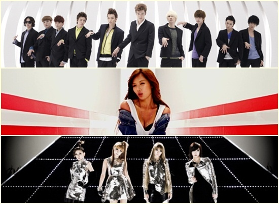 This Year's Top K-Pop Music Videos on YouTube