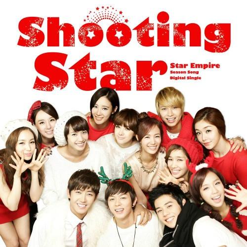 "Star Empire Releases ""Shooting Star"" MV"