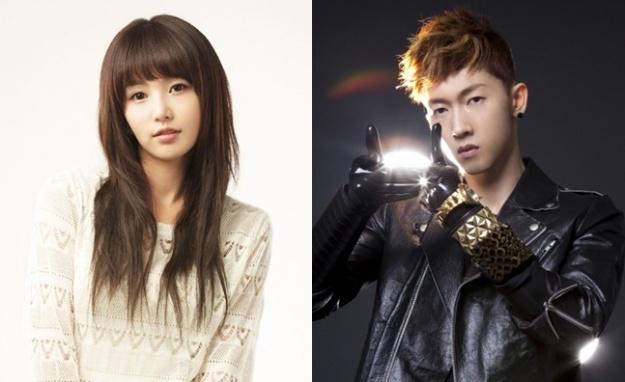 Nam Gyu Ri and Jang Woo Hyuk's Date Photo from New Drama Released