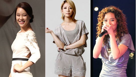 "BoA, Yoon Mirae, and Baek Jiyoung in the Running for Last ""Superstar K3"" Judge Spot"