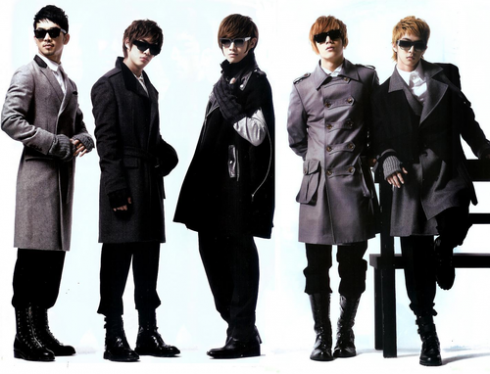 """MBLAQ's New Japanese Single to be Opening Theme For Anime """"Beelzebub"""""""