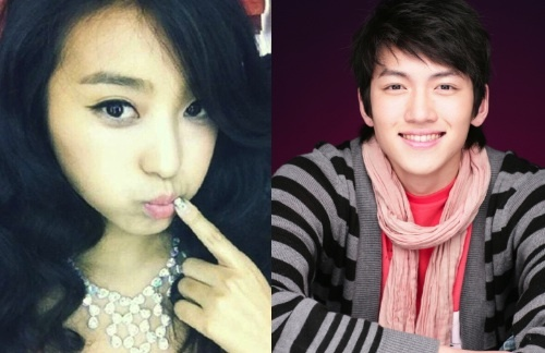 SISTAR's Bora Captured with Ji Chang Wook: Are They Dating?