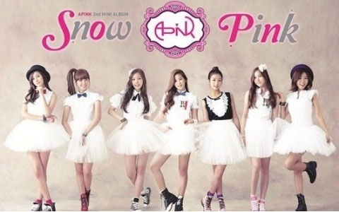 """A Pink Performs """"My My"""" Remix Ver. on Music Core"""