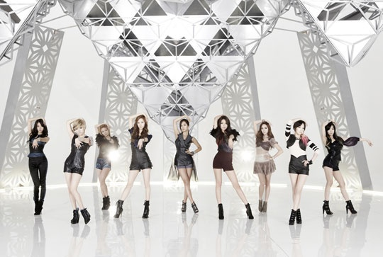 """SNSD Dominates Major Music Charts with an """"All-Kill"""""""