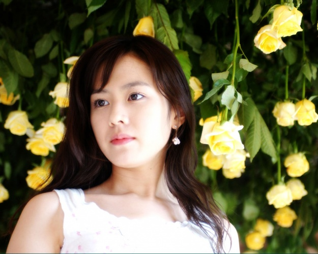 Can You Spot the Flaw in Son Ye Jin's ID Photo?