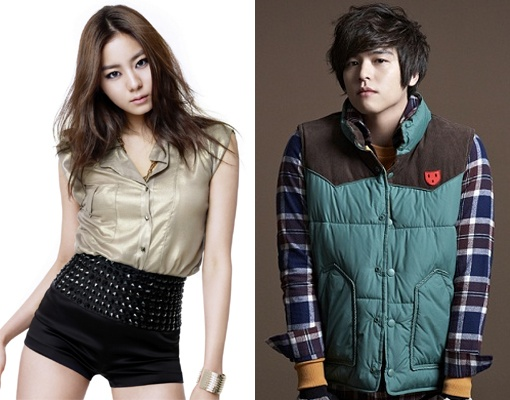 """Uee and Lee Jang Woo Named New MCs for KBS """"Music Bank"""""""