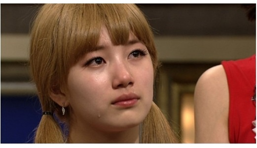 Miss A's Suzy Sheds Tears While Filming 'Dalgona'…Why?