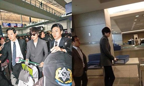 "City Hunter Lee Min Ho Is Considering the Drama ""Faith"" Not Cast Yet"