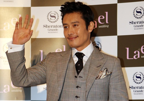 Lee Byung Hun to Participate in New Campaign for Hyundai