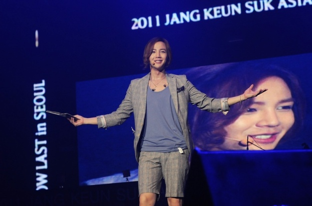 "Jang Geun Suk Shines at Finale of ""THE CRI SHOW"" in Seoul"