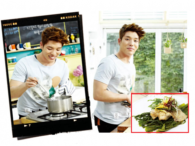 2AM's Changmin Has a Passion For Cooking