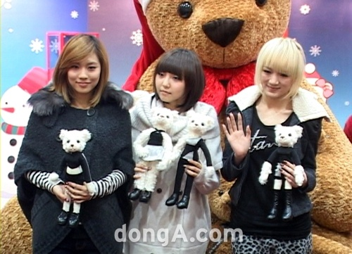 Miss A Teddy Bears