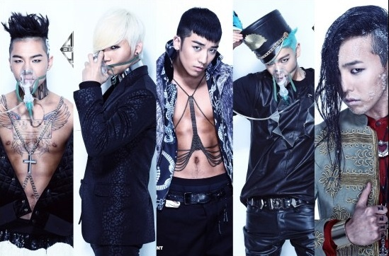 "Big Bang to Release Six Versions of ""Alive"" Album"