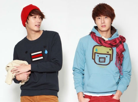 Fashionista Jung Il Woo is the New Face of GOOGIMS CO.