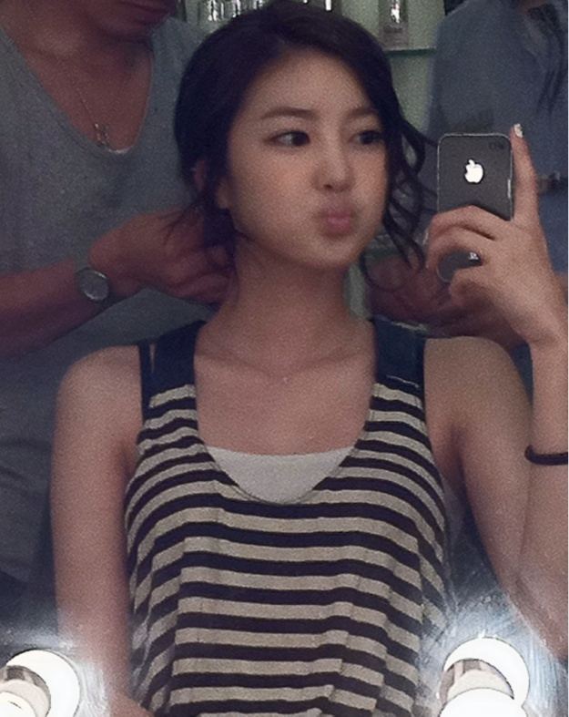 Did NS Yoon Ji Kiss a Fan?