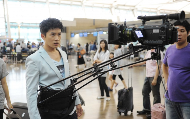 SBS <Protect the Boss> Official BTS Stills