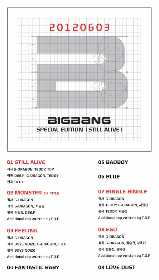 "Big Bang to Release Special Edition Album ""Still Alive"" on June 3"