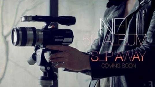 "Nell Releases First Teaser Video for ""Slip Away"""